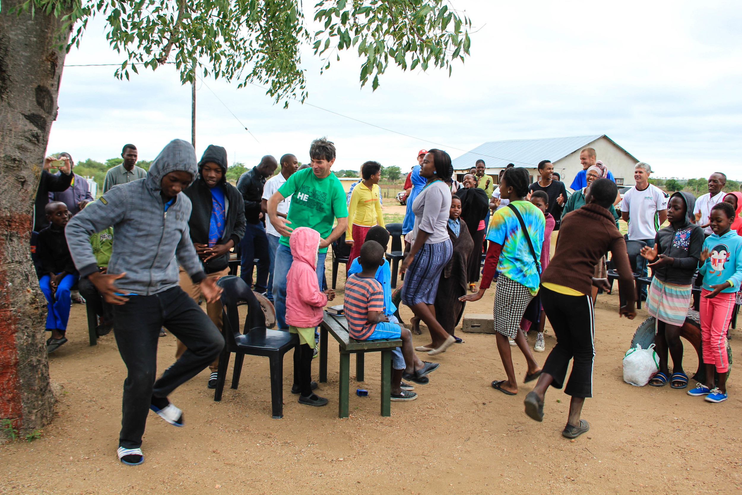 Welverdiend Community, South Africa