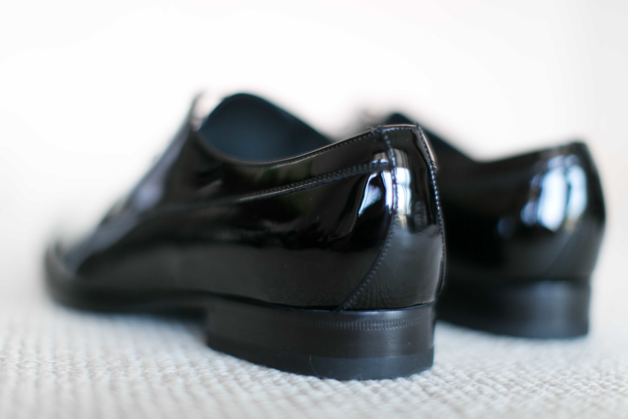 Gucci Patent Leather Shoes
