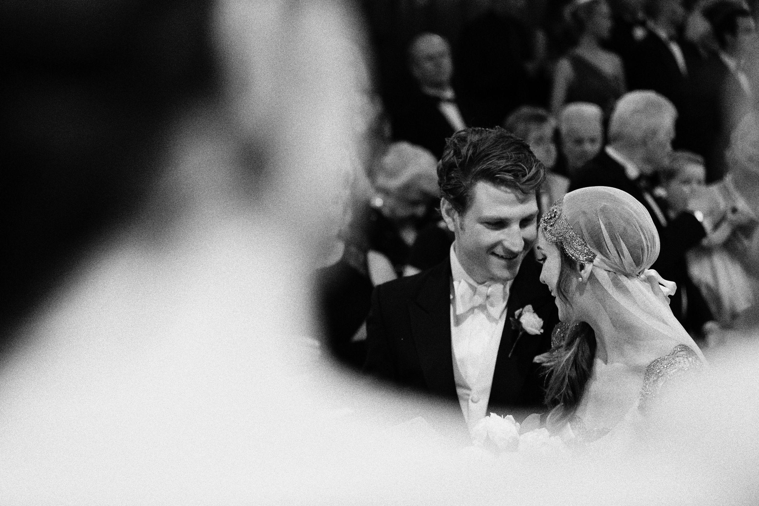 Beth and James wedding Shore Chapel Sydney Ceremony
