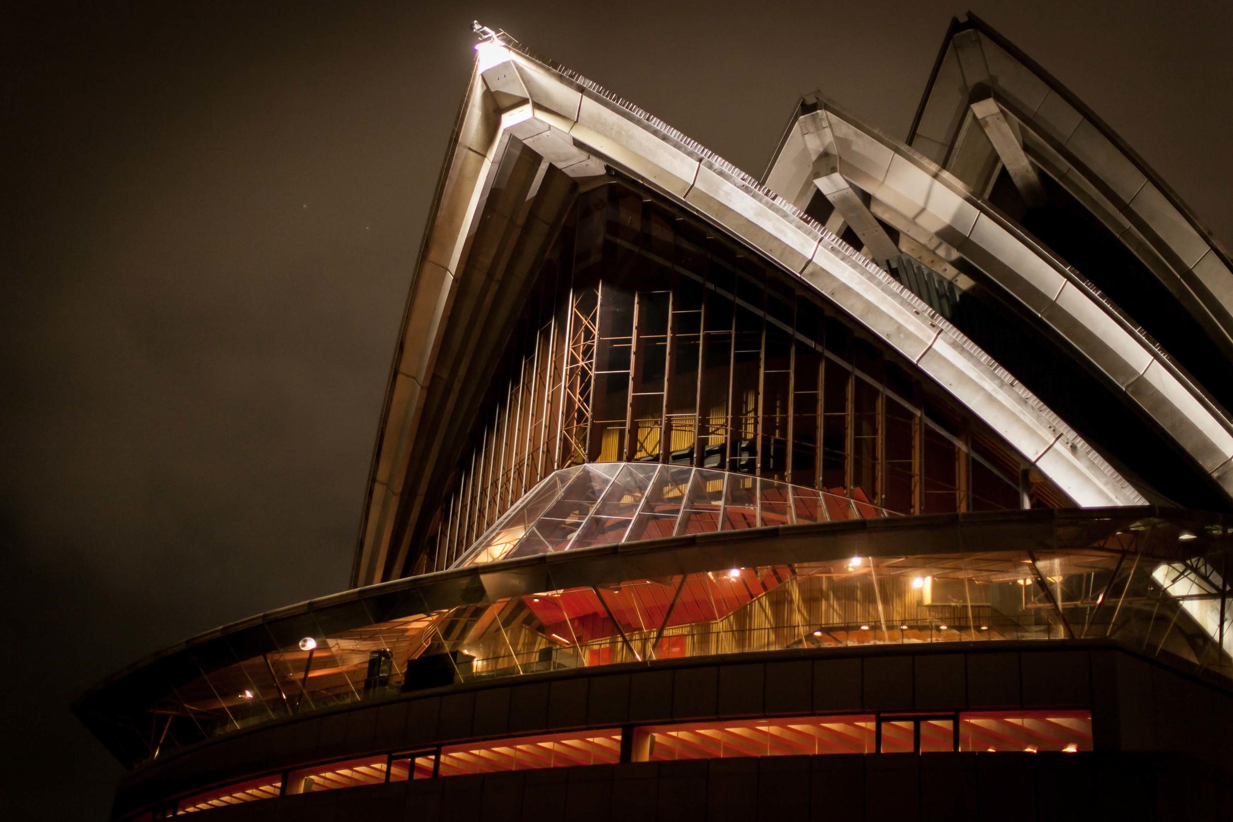 Arie and Geoff wedding Sydney Opera House