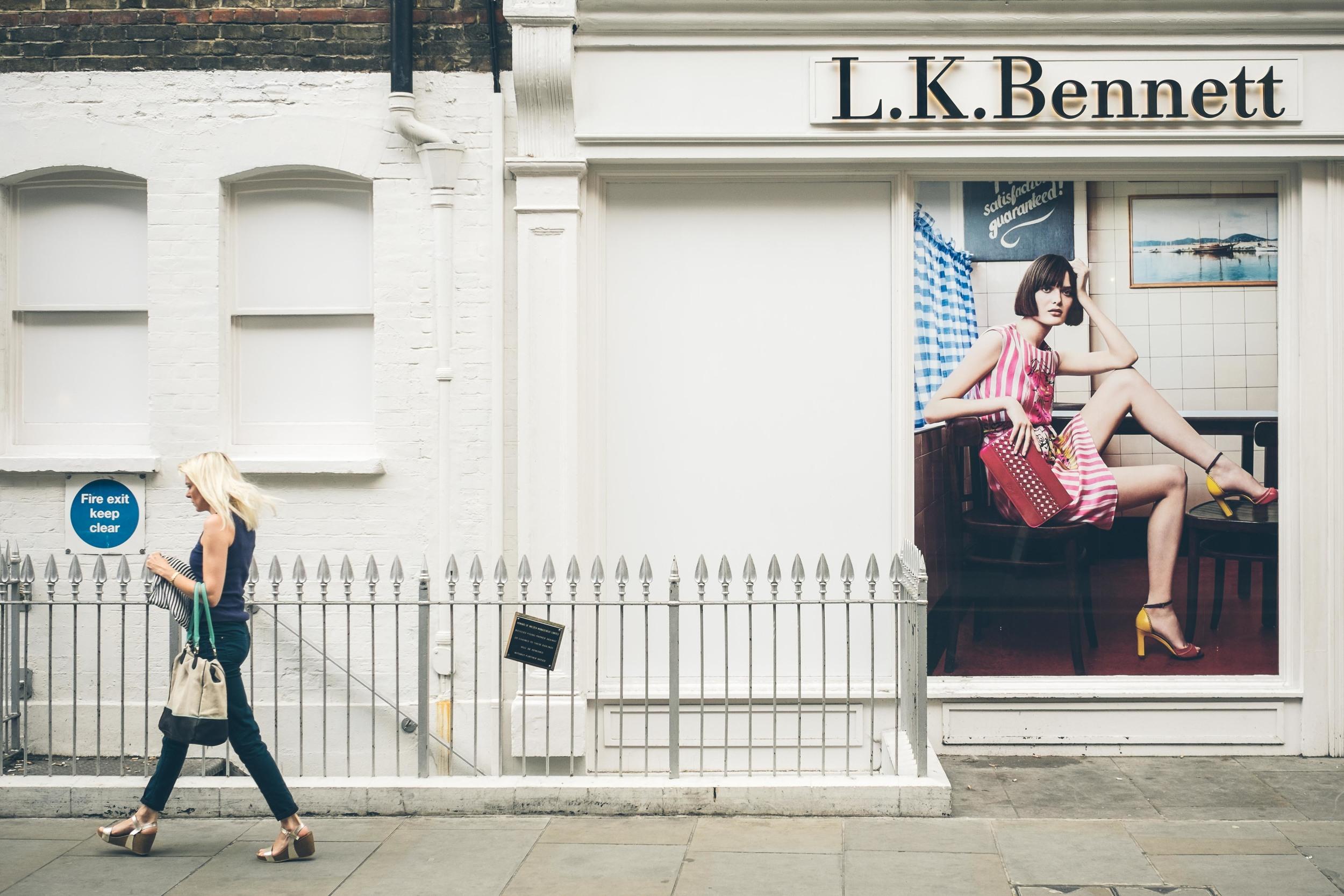 Street scene: Marylebone 1