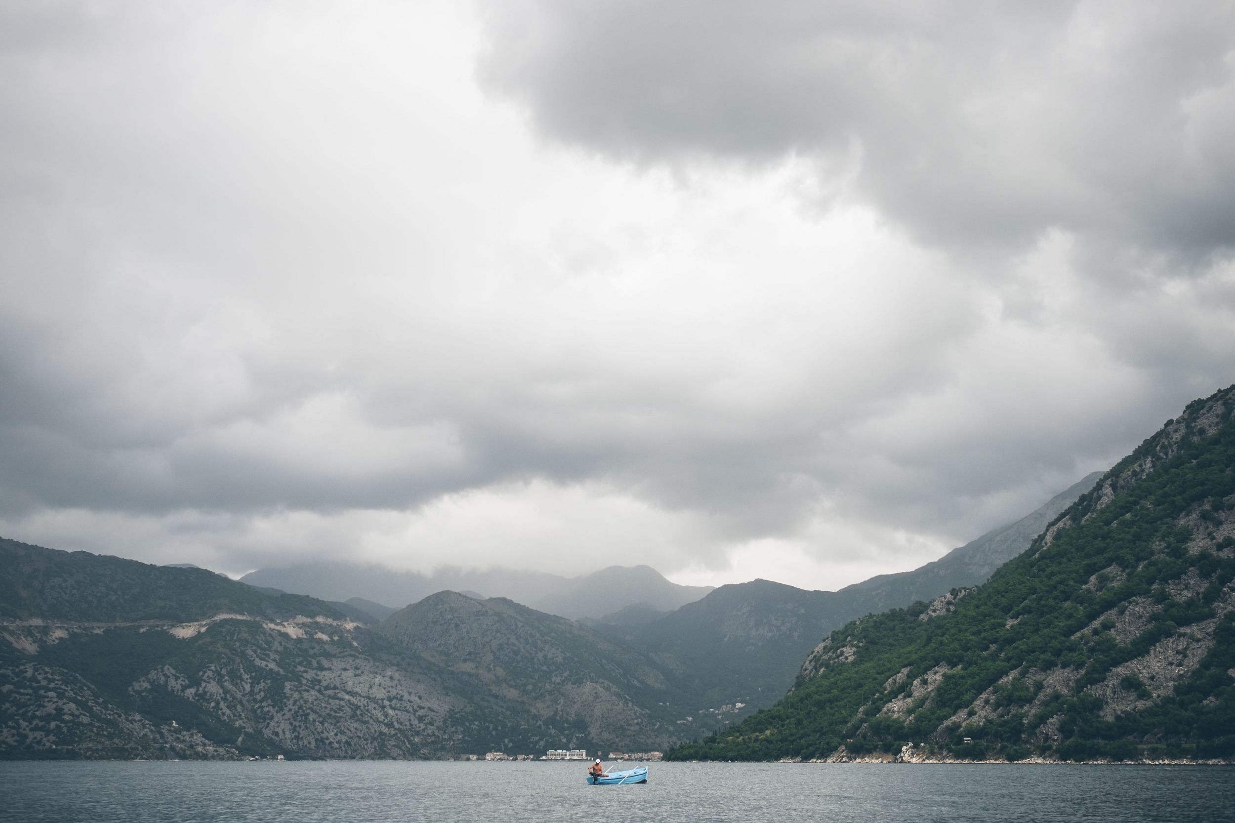 Solitude: Bay of Kotor