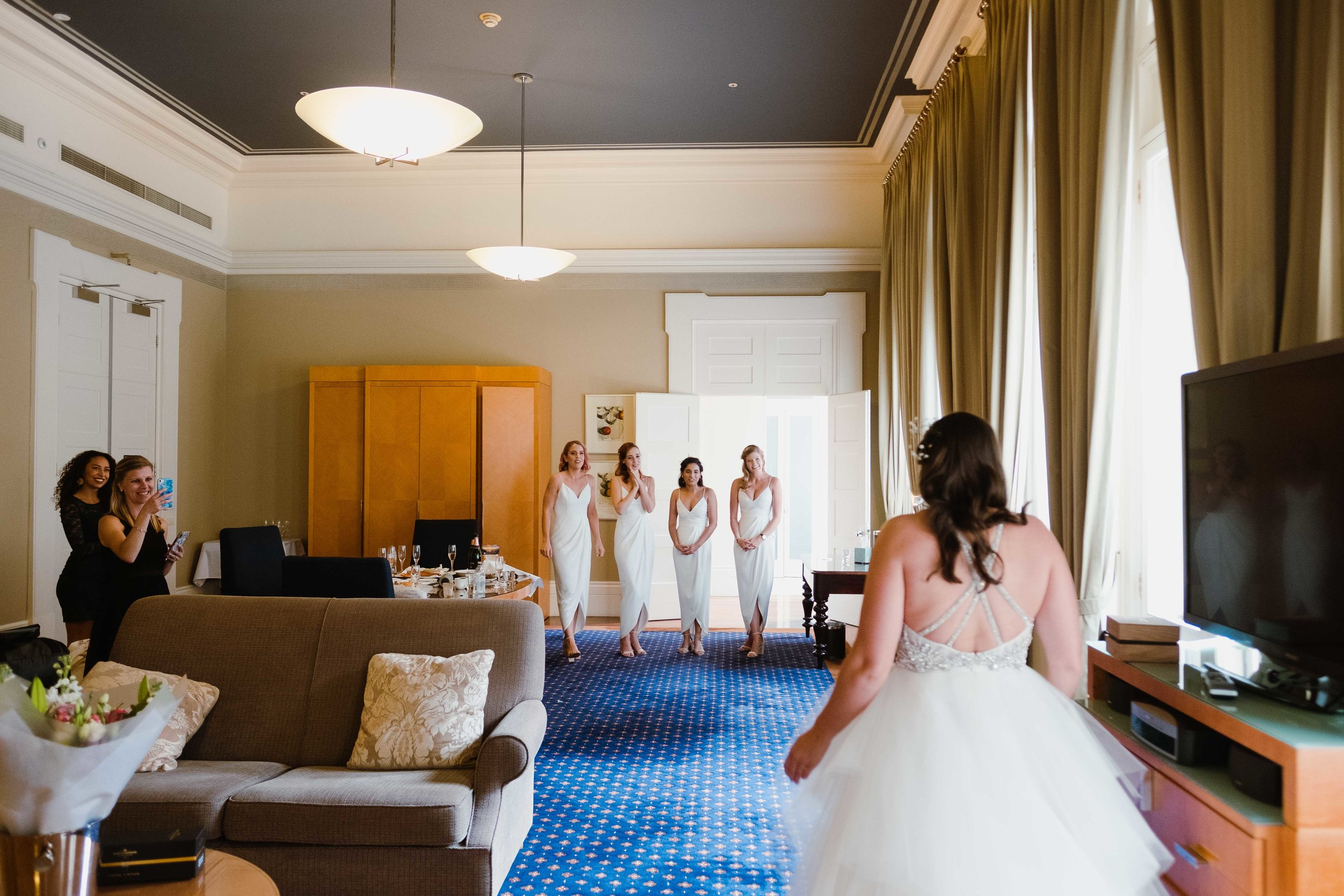Miriam and Tom Balmoral Beach and Public Dining Room Wedding by Milton Gan Photography 5.jpg