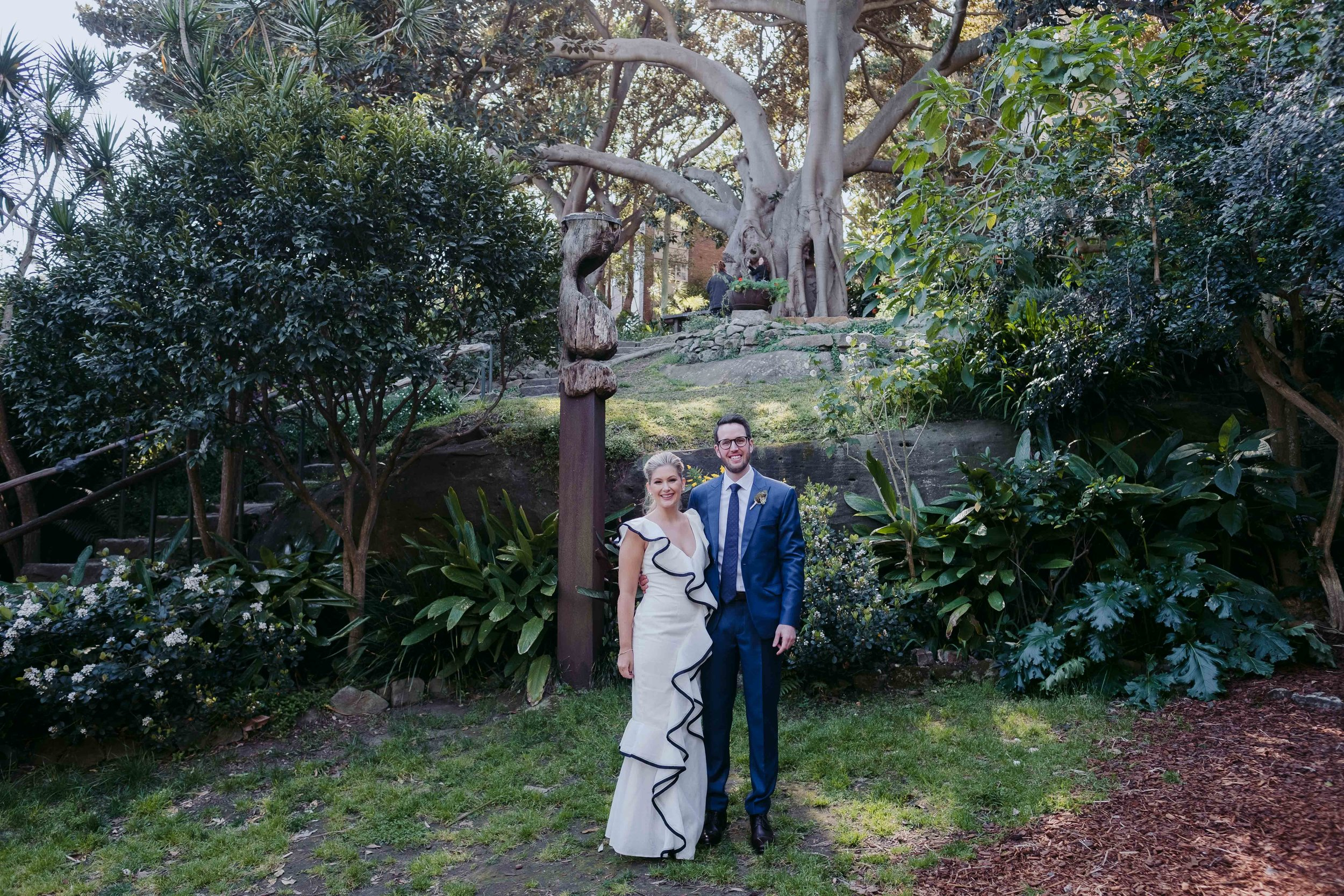 Eliza and Matt Lavender Bay and Athol Hall Mosman Sydney Wedding by Milton Gan Photography 5.jpg