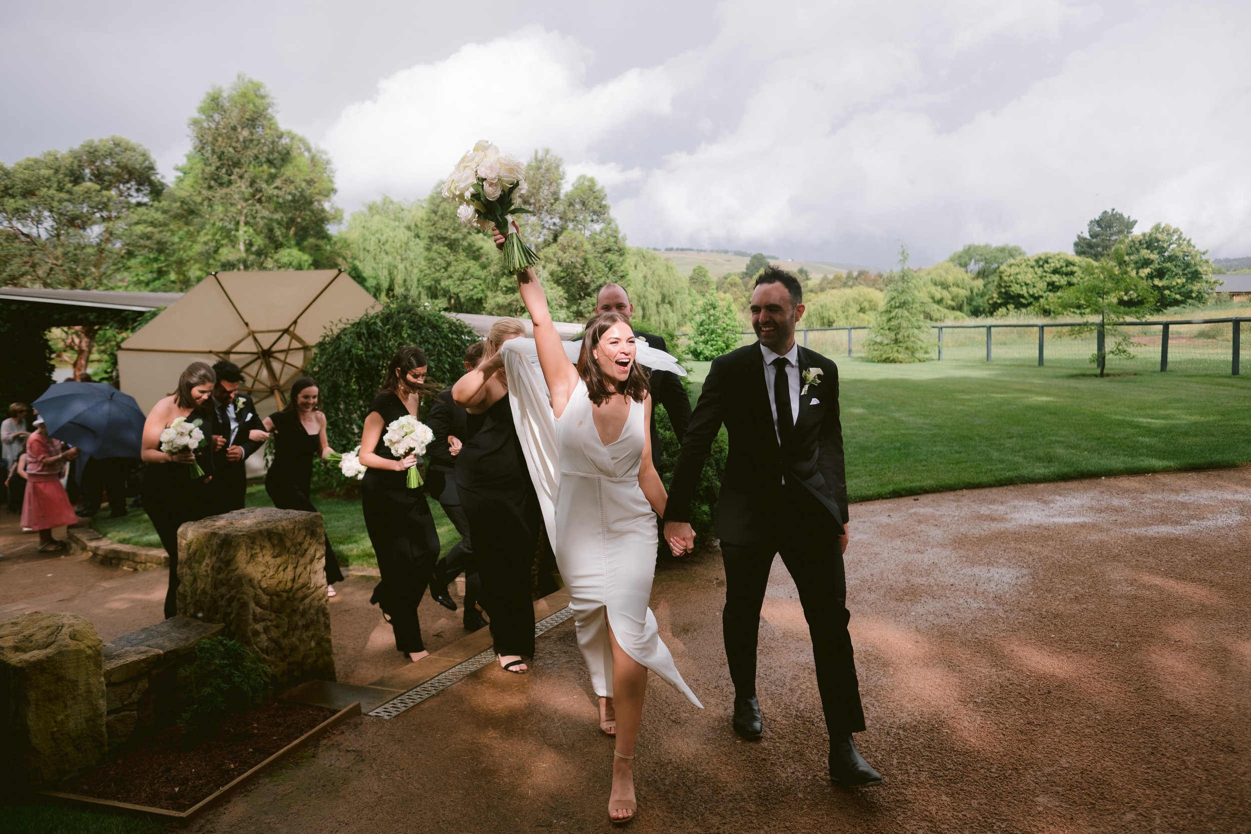 Courtney and Nash Bendooley Estate Southern Highlands Wedding by Milton Gan Photography