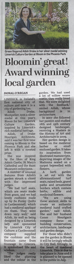Limerick Leader, 7th June, 2014