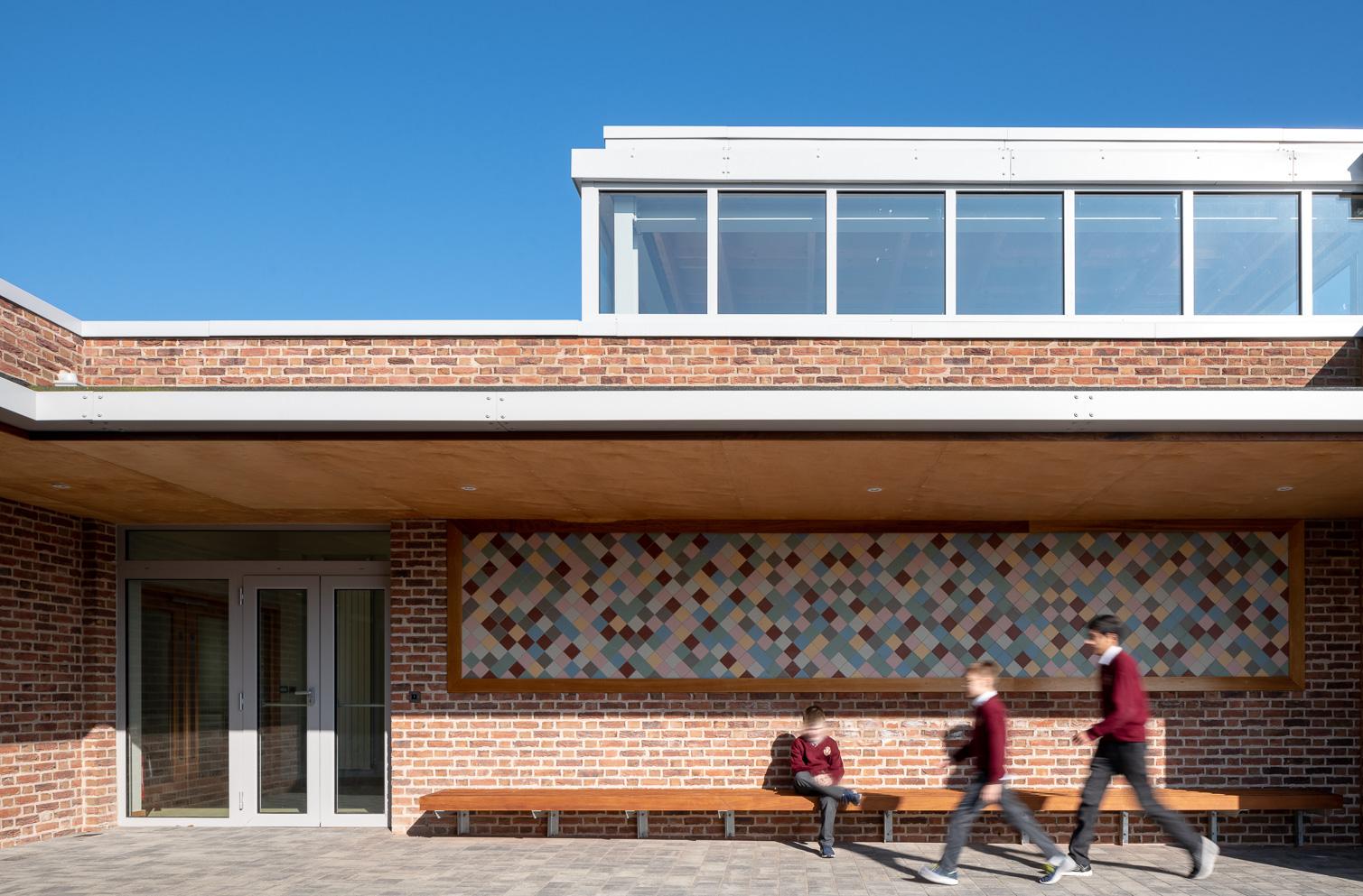 An Ríocht - Special Needs accommodation for Scoil Chríost Rí, Boys National School, Caherdavin, Limerick.