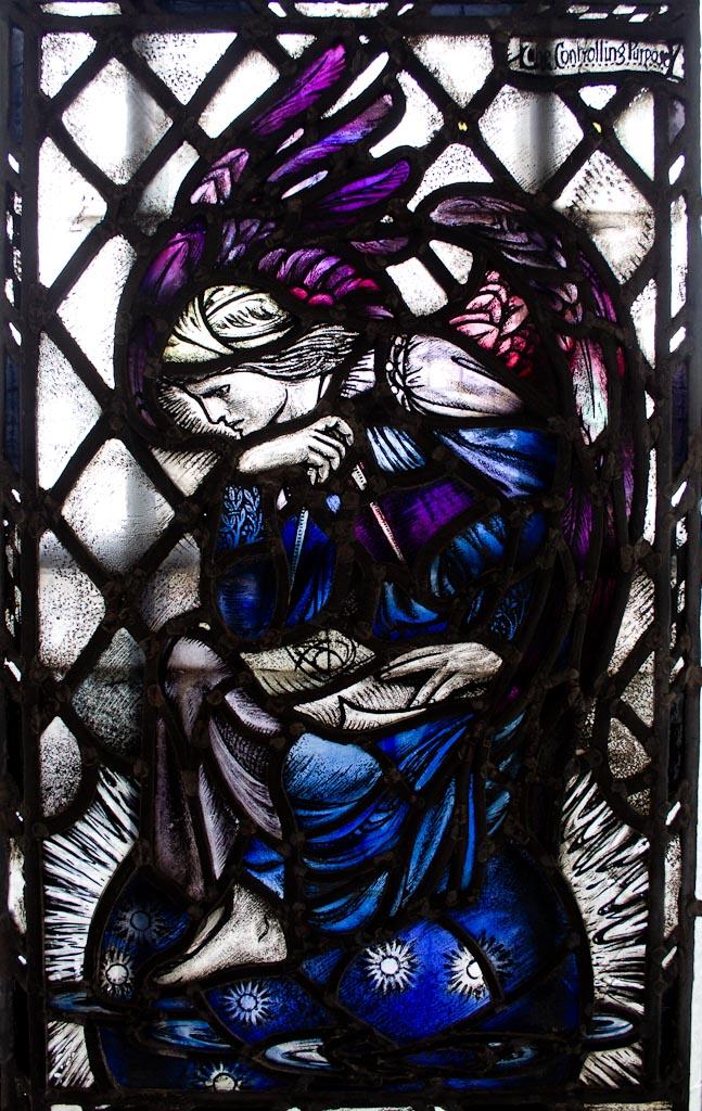 """The Controlling Purpose"", St Clements, Mastrick, Aberdeen. Photo: Gordon Watt"