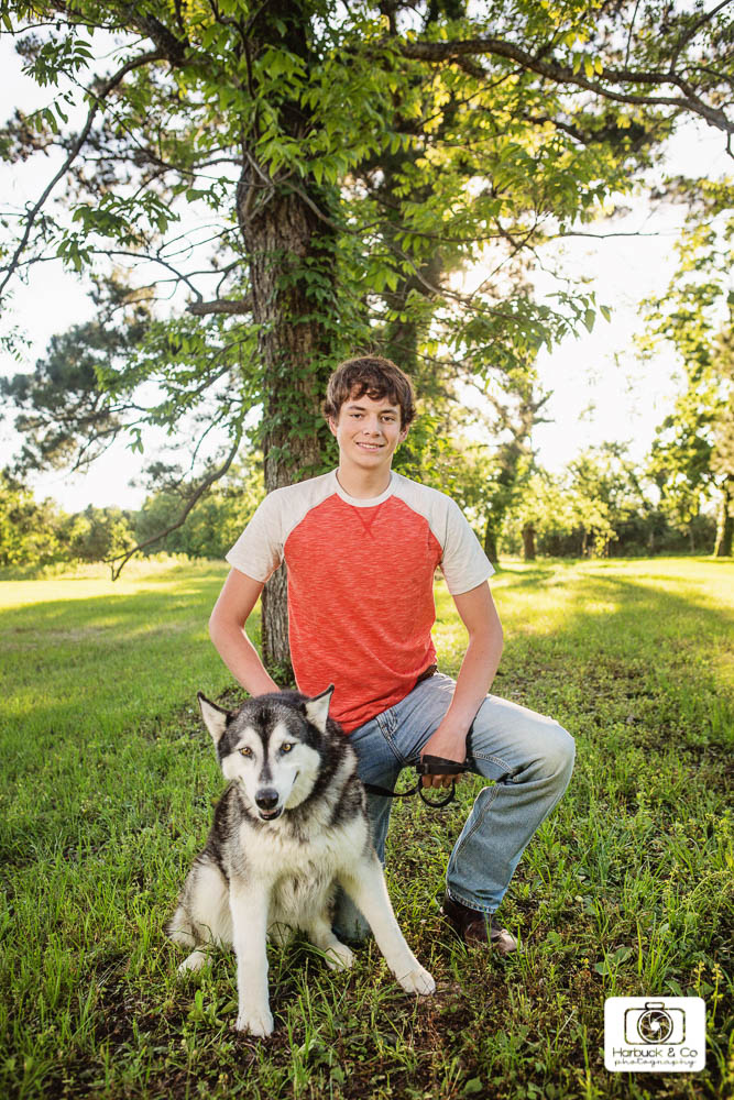 Harbuck & Co - Senior Portrait Photography
