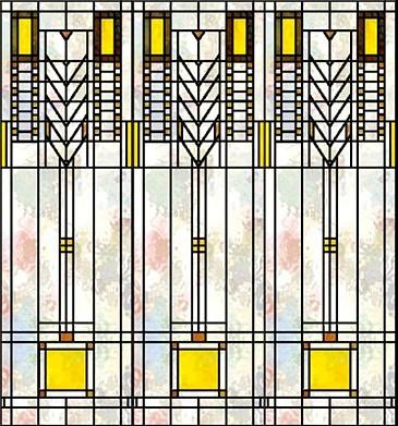 Tree of Life - Frank Lloyd Wright