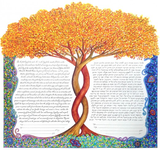 Tree-with-Mosaic-Border-Ketuba-520x488.jpg