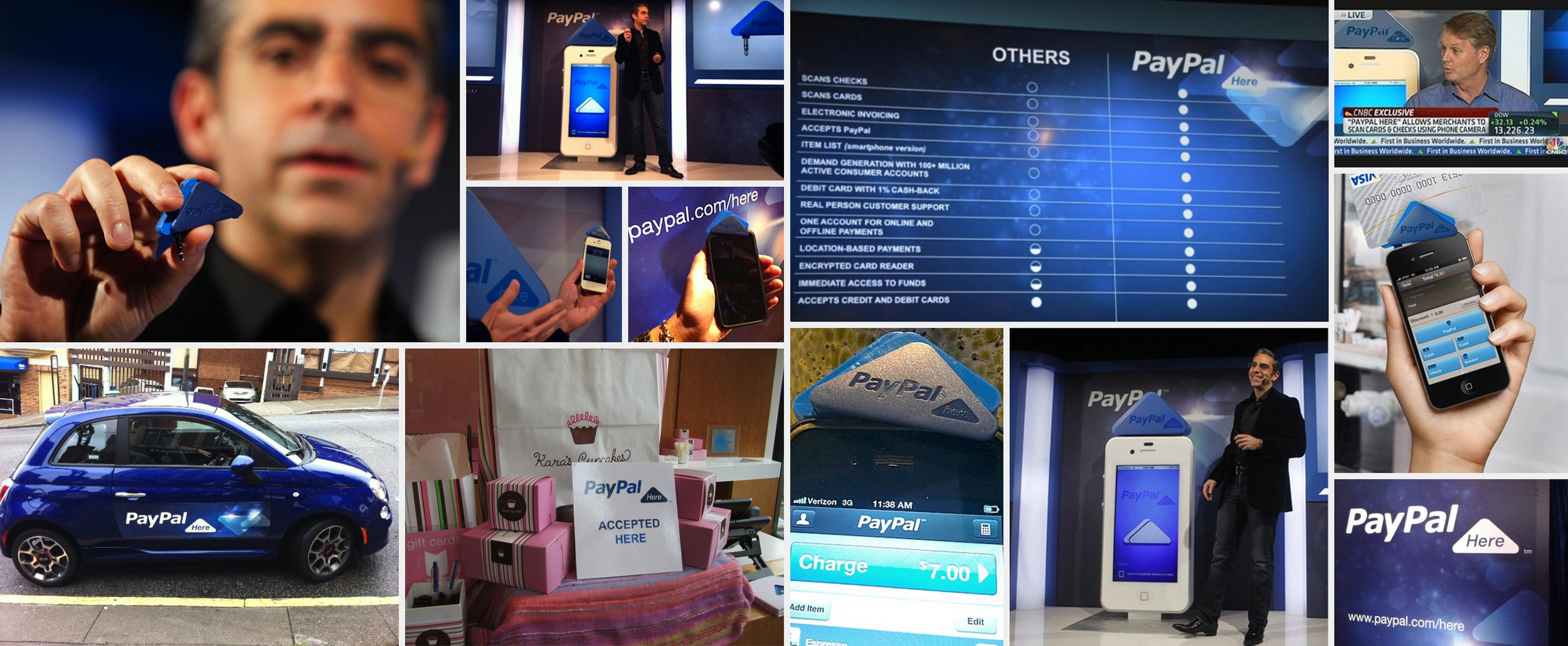 PayPal Here: Launch Event