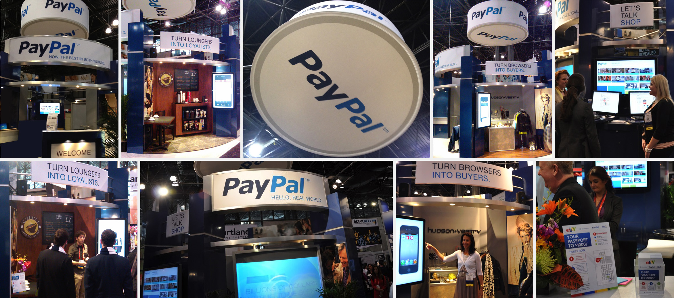 PayPal: NRF Expo