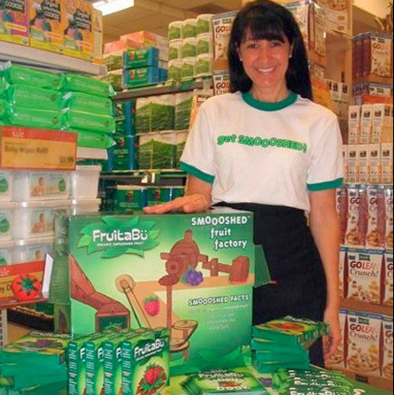 Kellogg's FruitaBü: Get Smoooshed In-Store Events