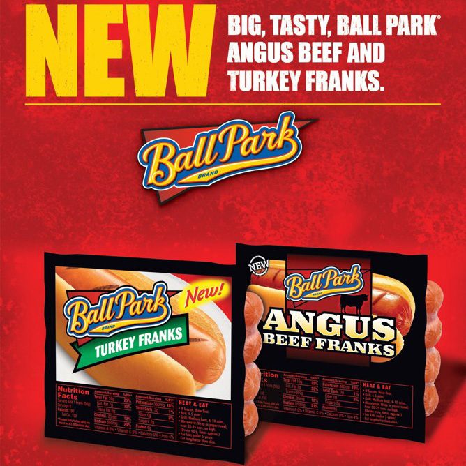 Collateral: Ball Park Brand