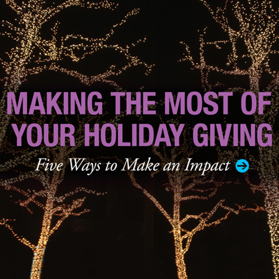 Gates Notes: Holiday Giving – Interactive