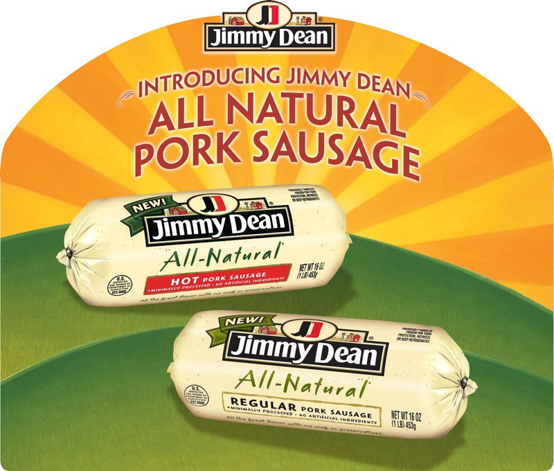 Jimmy Dean: All Natural Sausage – Poster