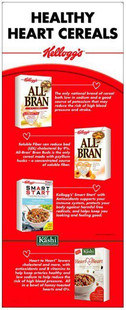 Kelloggs: Heart Healthy – Print Ad