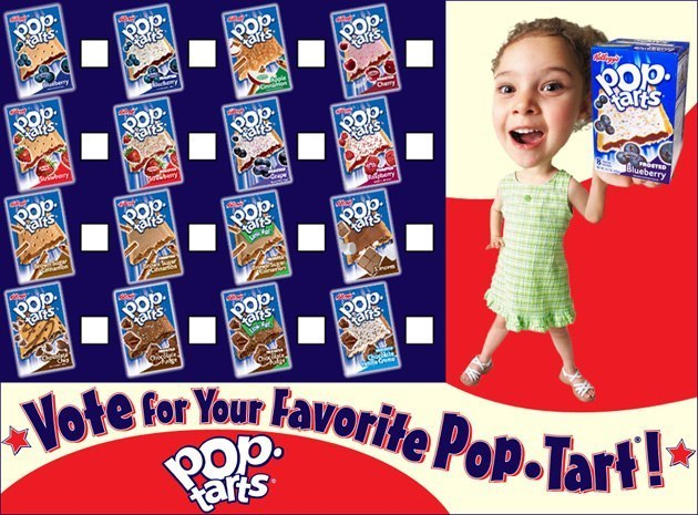 Kellogg's Pop•Tarts: Table Runner