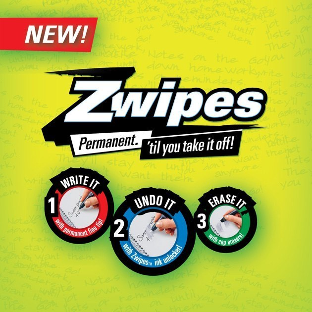 Zwipes: Table Runner