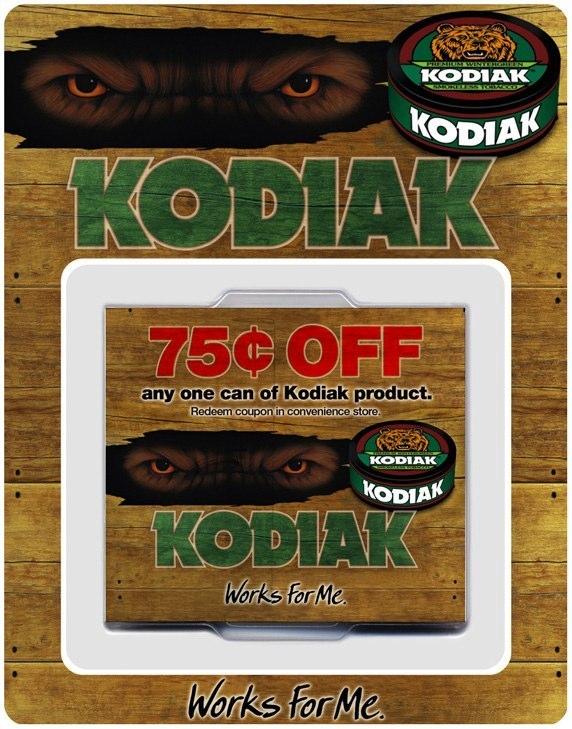Kodiak: Offer Dispenser
