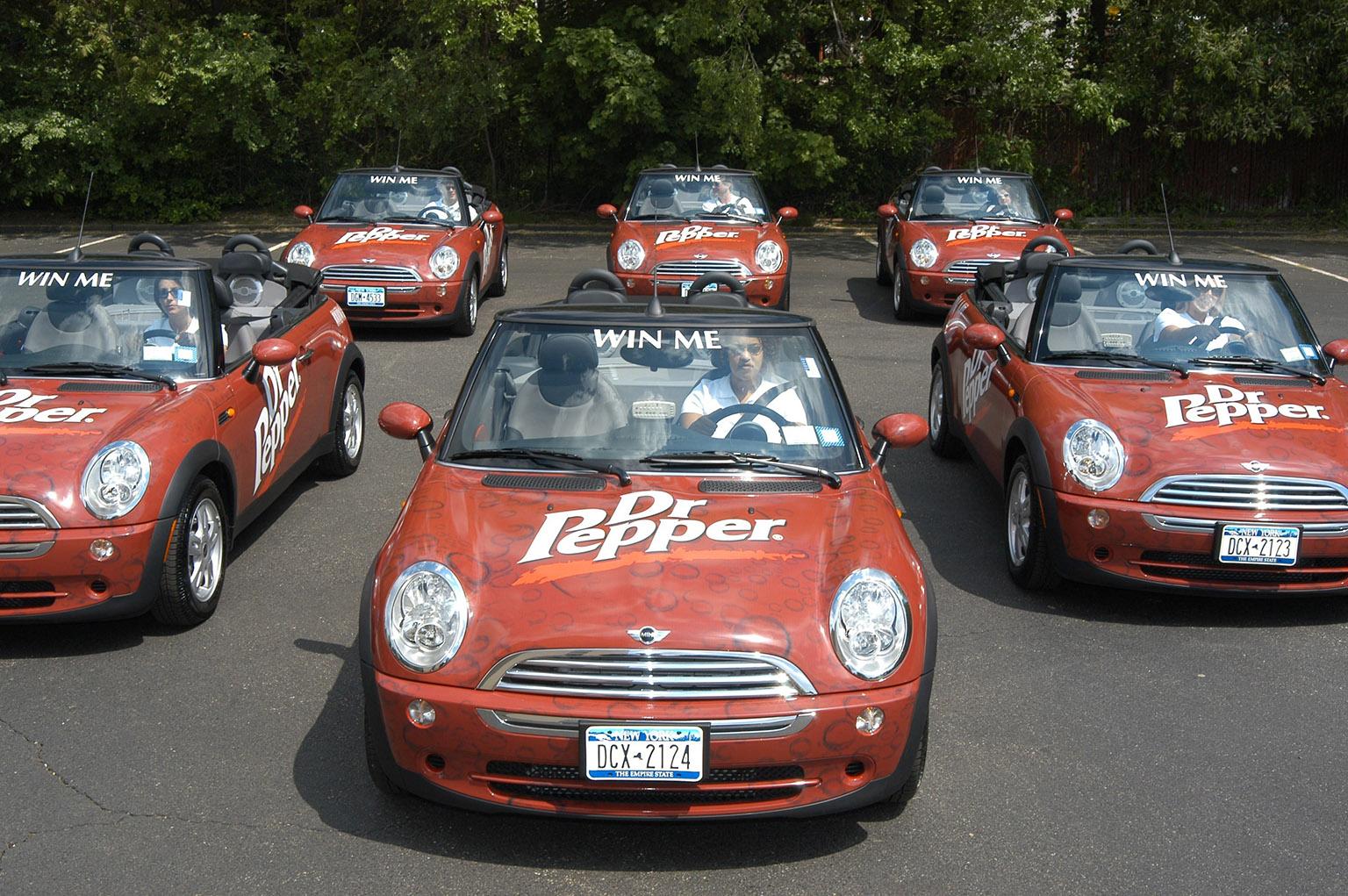 Dr Pepper: Drive II Tour – 2