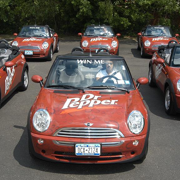 Dr Pepper: Drive II Tour