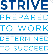 STRIVE Future Leaders is funded by the Department of Labor (DOL).