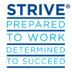 STRIVE Logo - Job Training Program