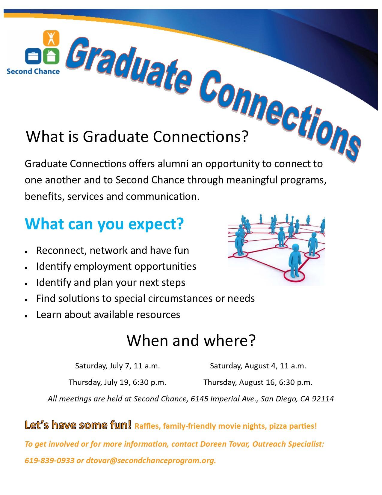 Second Chance Graduates