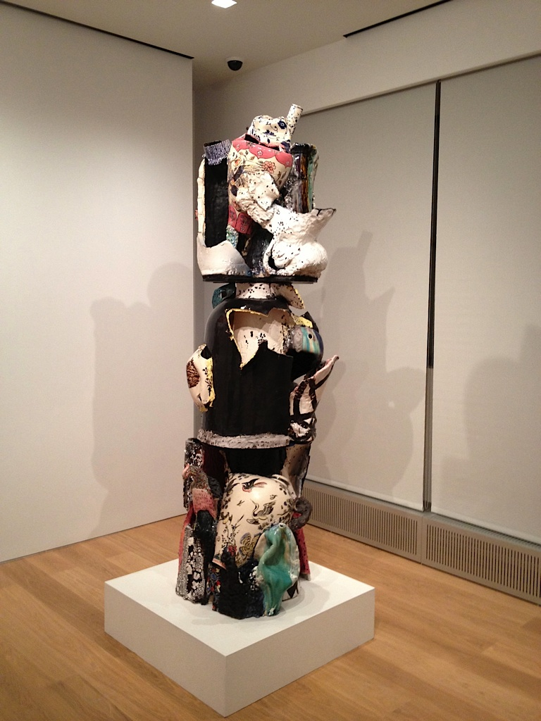 Sculpture by Francesca Dimattio
