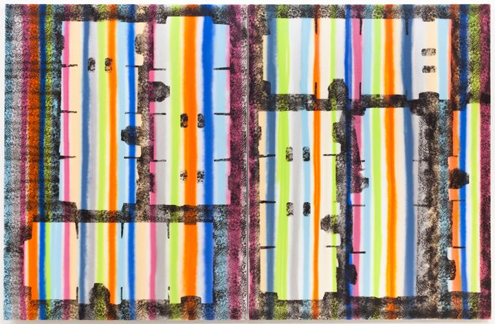 'Plastic Fantastic', 2011, Tamara Gonzales.
