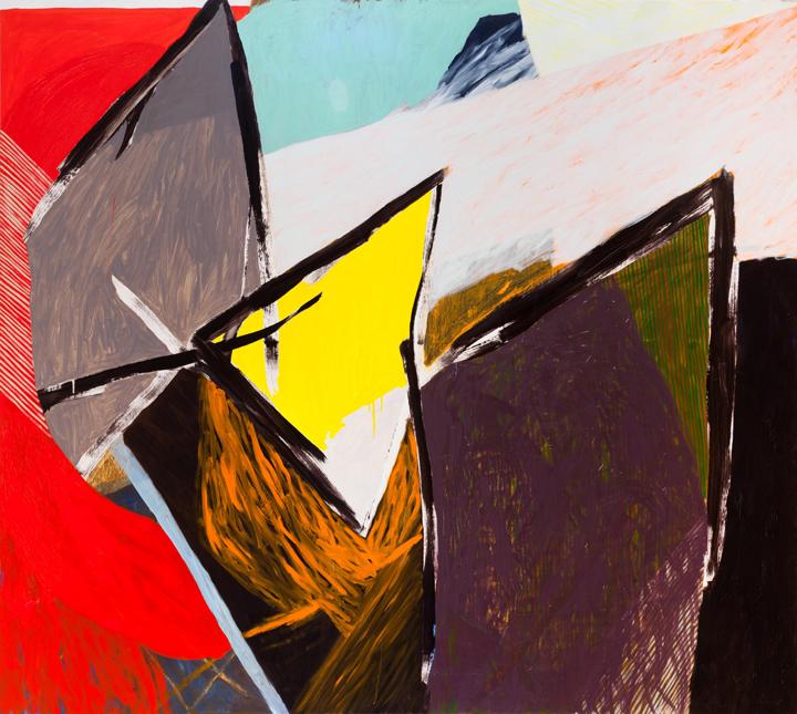 'Mount', 2011, Brooke Moyse.