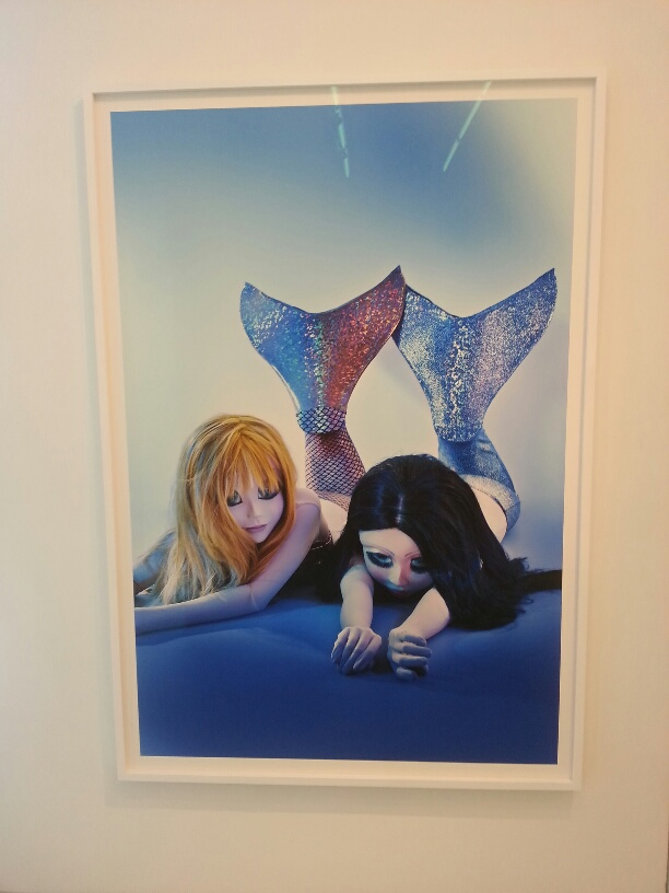 Laurie Simmons, Kigurumi, Dollers and How We See at Salon 94 Bowery.