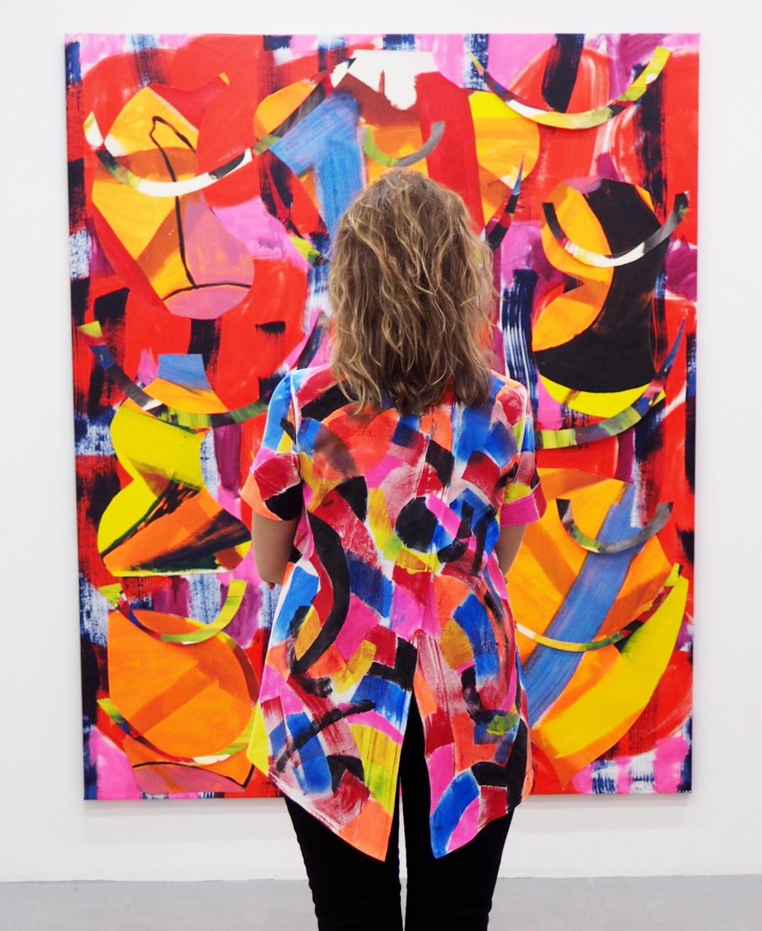 Artfully Awear x Ali Silverstein.Courtesy of Ariel Adkins.