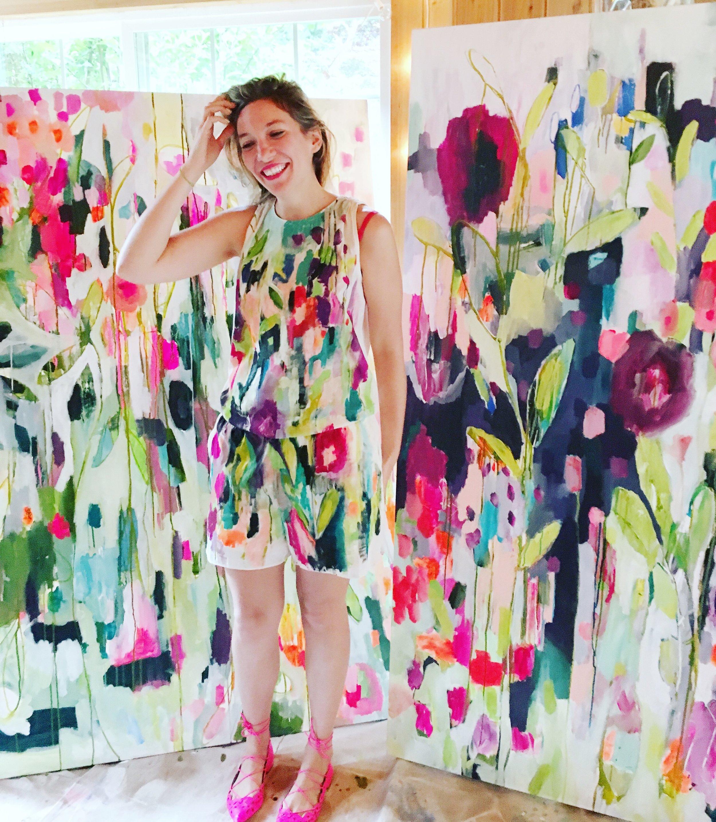 Artfully Awear x Carrie Schmitt.Courtesy of Ariel Adkins.