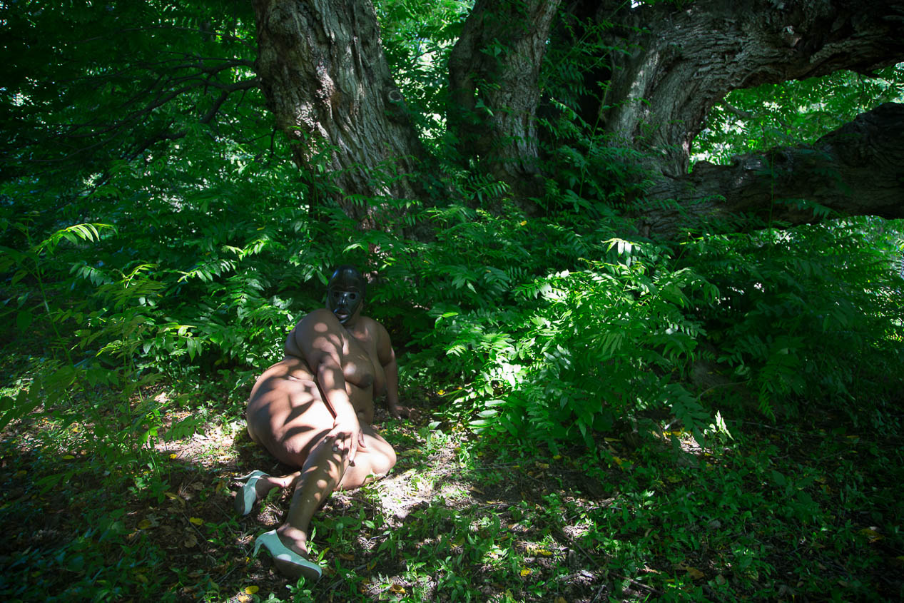 She Gave All She Could And They Still Ask For More, 2014 Nona Faustine