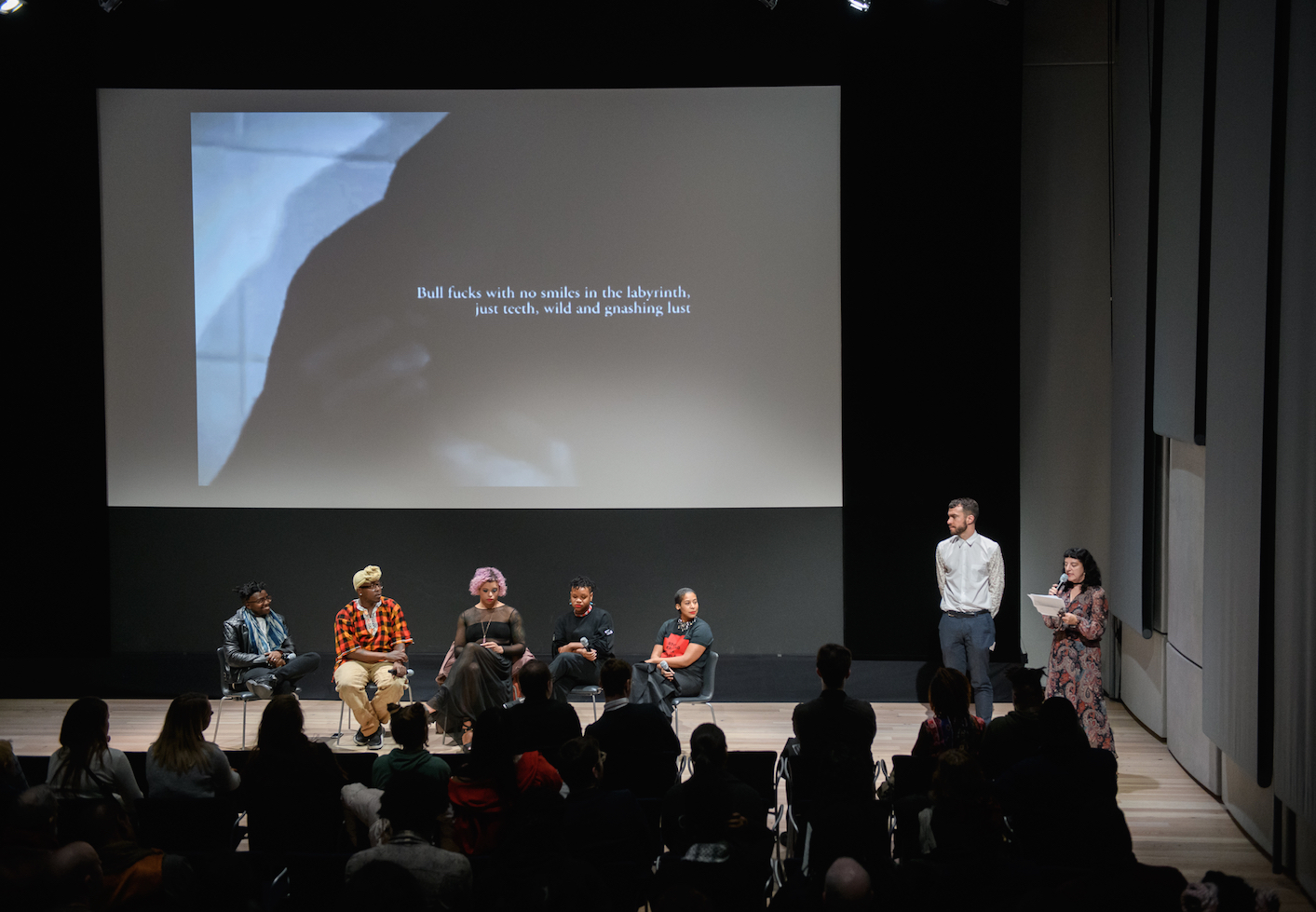 Day With(out)Art, Alternate Endings, Radical Beginnings, at the Whitney Museum. Photo by Filip Wolak.