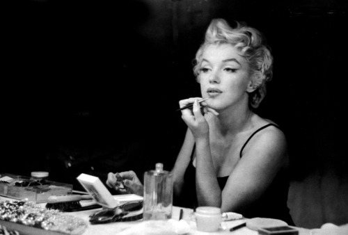 Marilyn Monroe, phtogrpahed by Sam Shaw