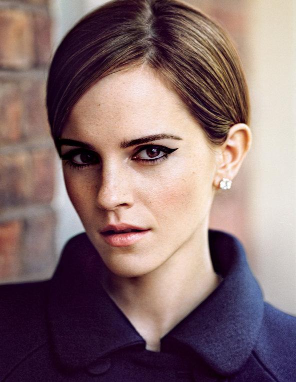 Emma Watson, by Alasdair McLellan