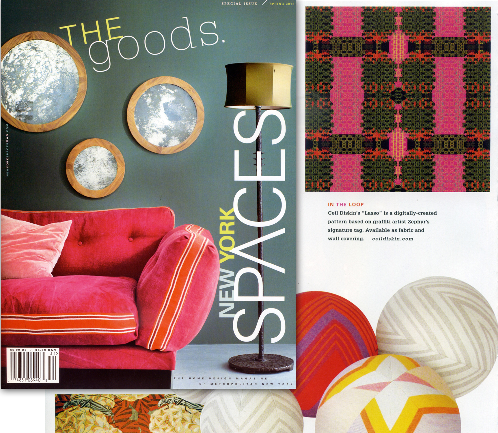 NY Space, 'The Goods'