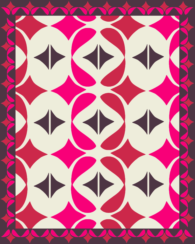 BAYA, Red-Pink