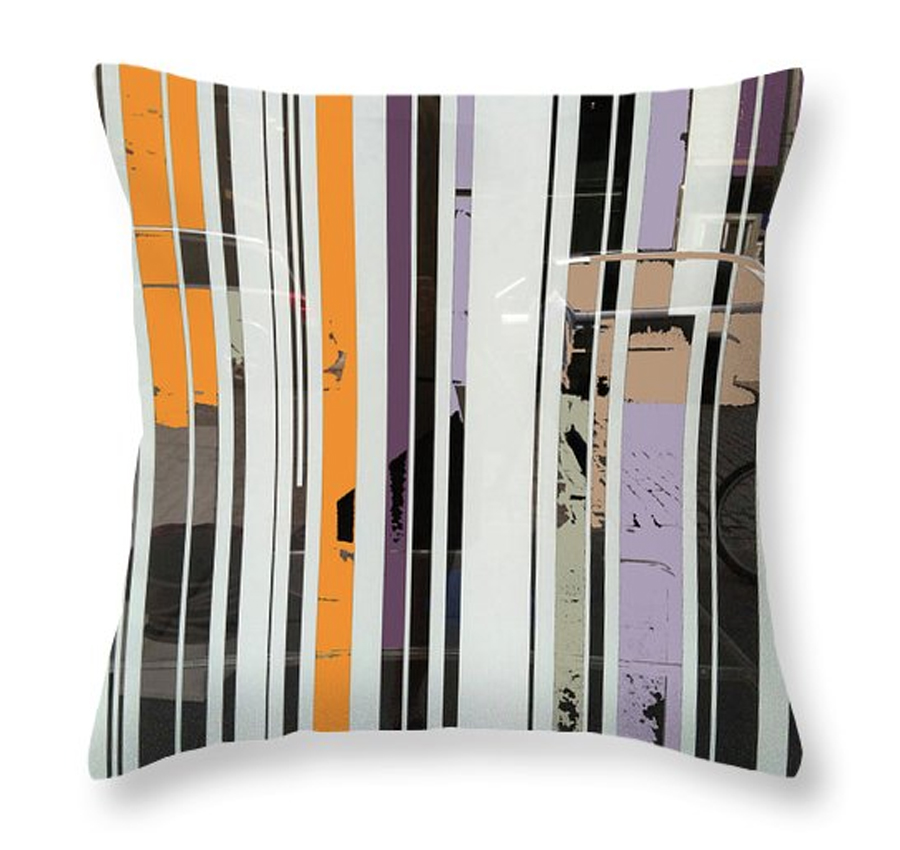 Parallel Lines Pillow