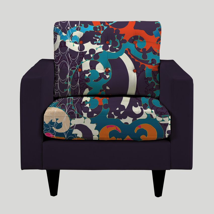 HOLIDAY WINTER Armchair