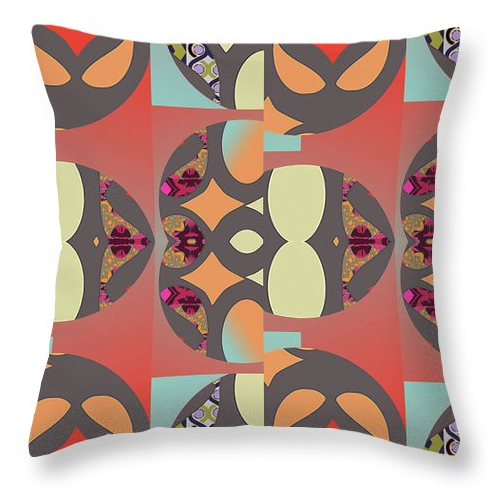 Claire-Pattern pillow