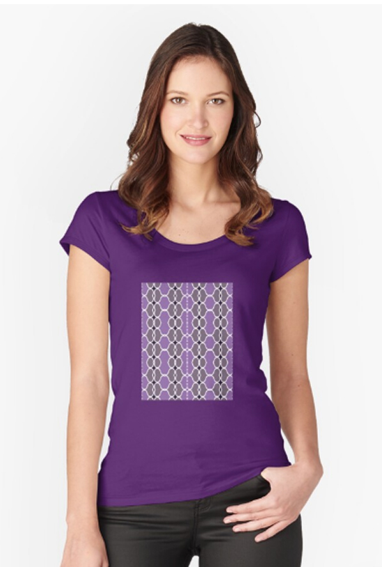 Sofala Fitted Scoop T-Shirt