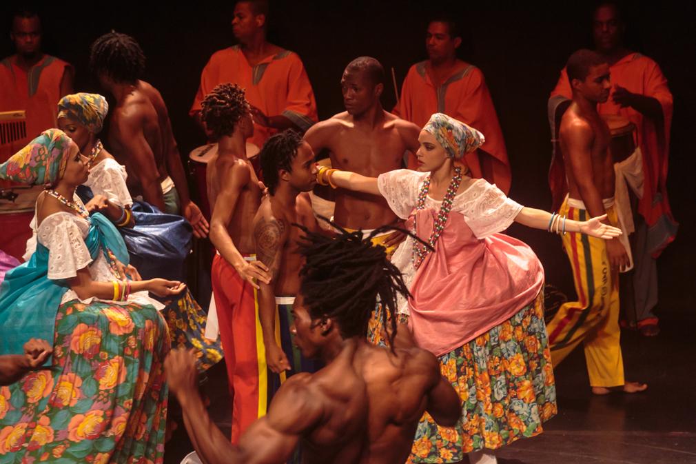 Balé Folklorico Da Bahia, Brasil, South America