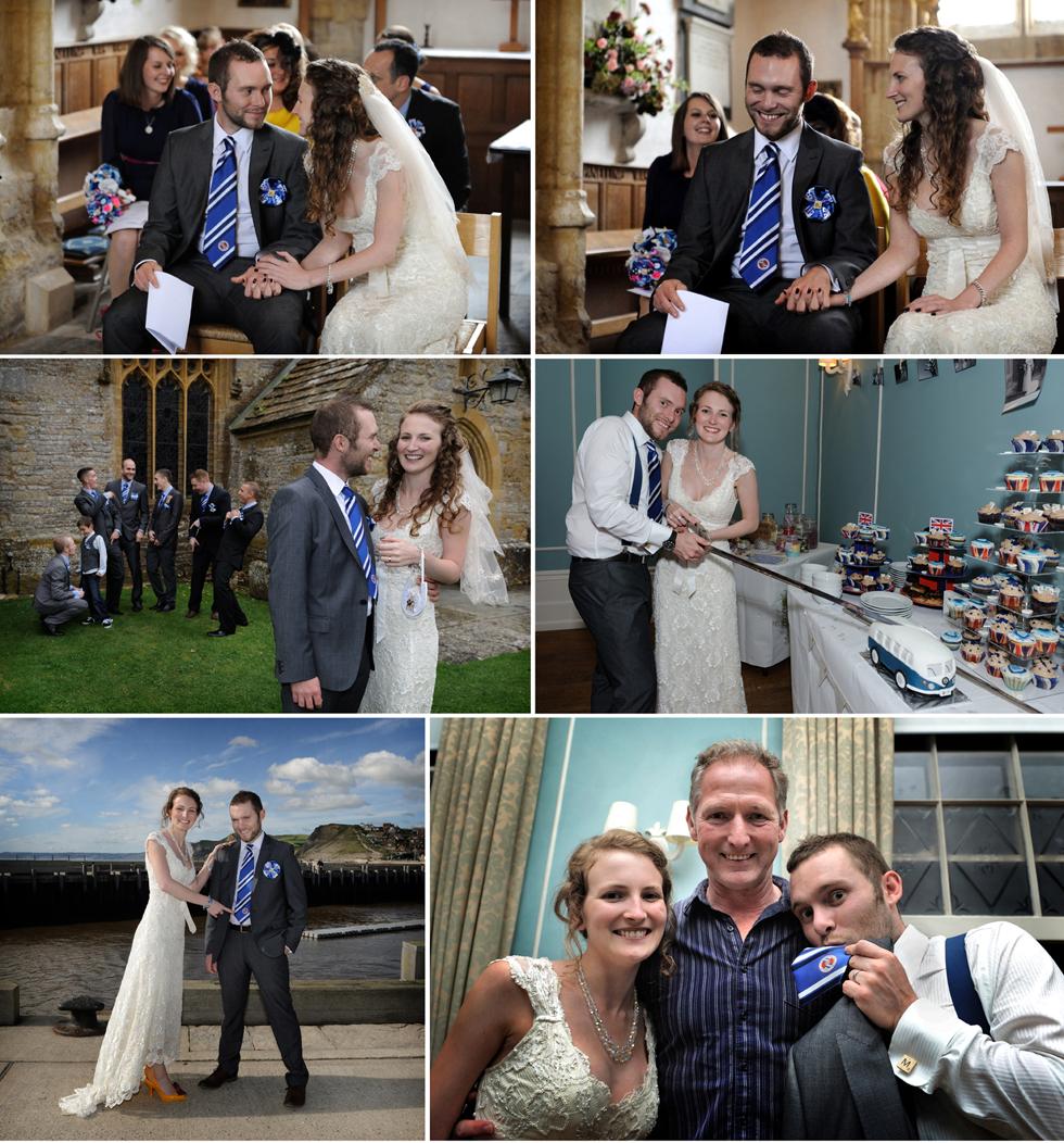 Reading wedding photography