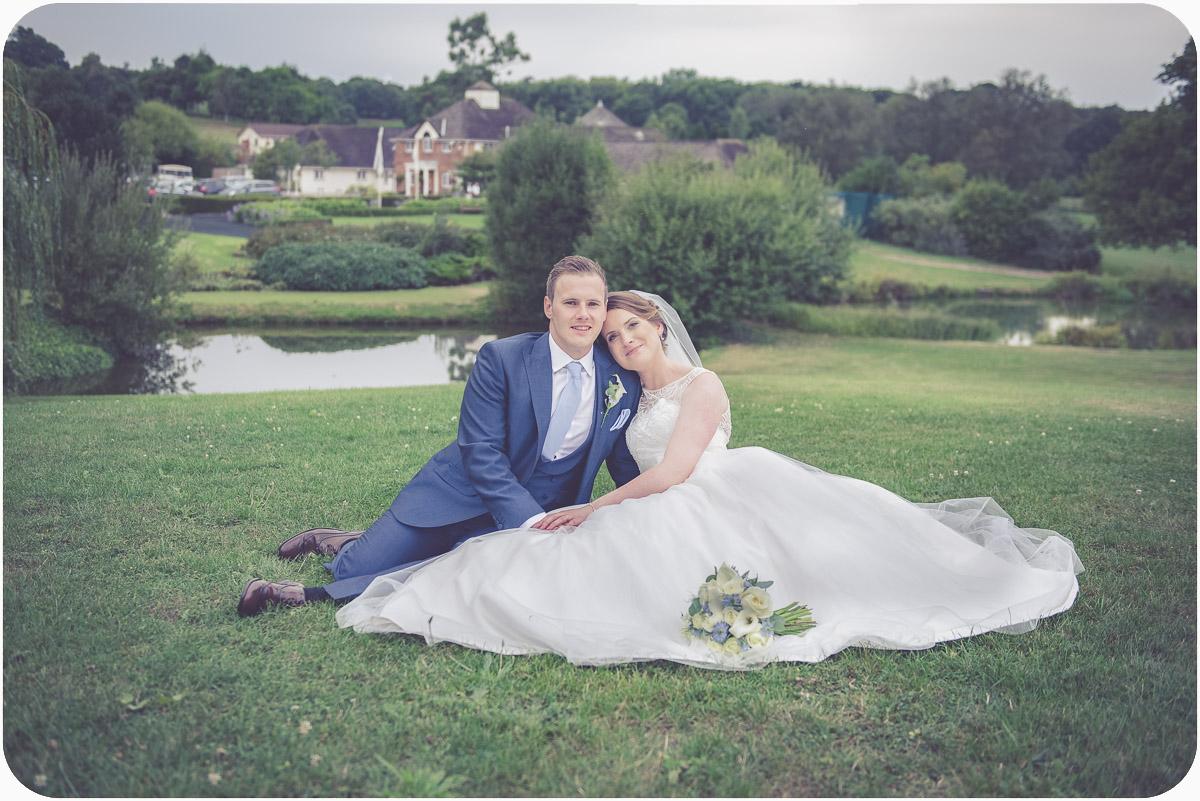 Sandford Springs Kingsclere wedding