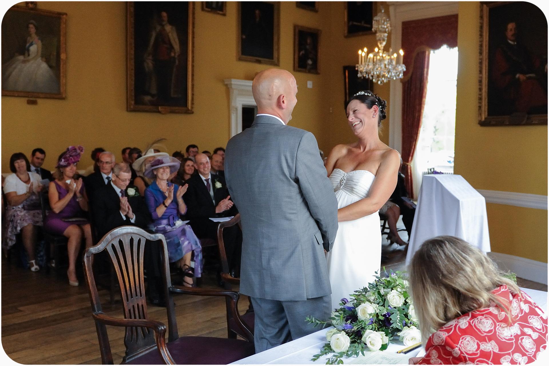 Salisbury Guildhall wedding photographer